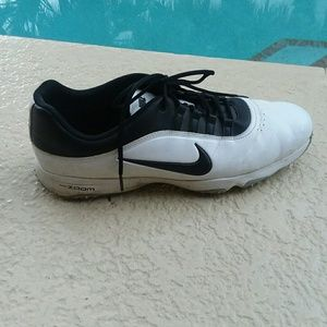 Nike Zoom Golf Cleats Size 14